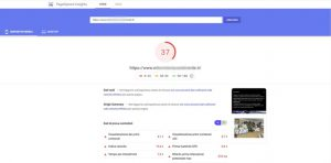 Test-PageSpeed-Insights-mobile-template-commerciale